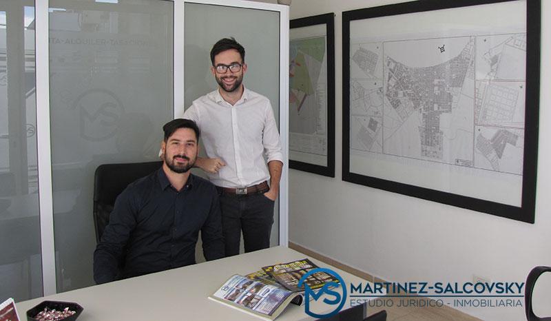 Estudio Juridico Inmobiliaria Puerto Madryn Chubut MS Estudio
