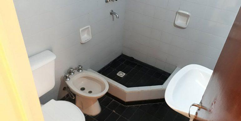 Departamento en Venta Baño completo con ducha