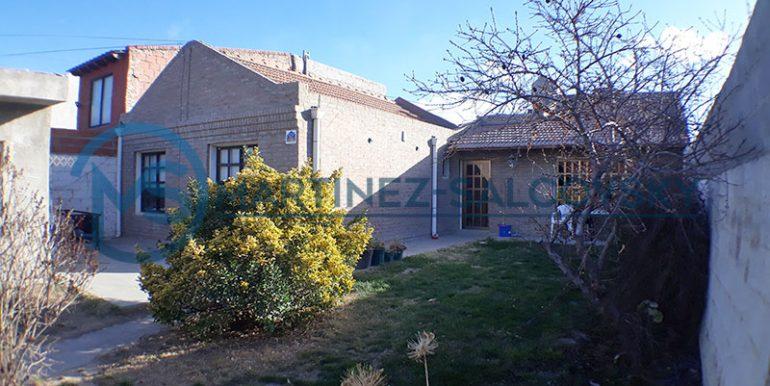 Casa Venta Puerto Madryn Patio Jardin