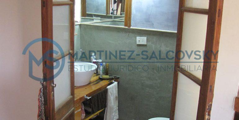 baño de servicio Casa Venta Quintas del Mirador