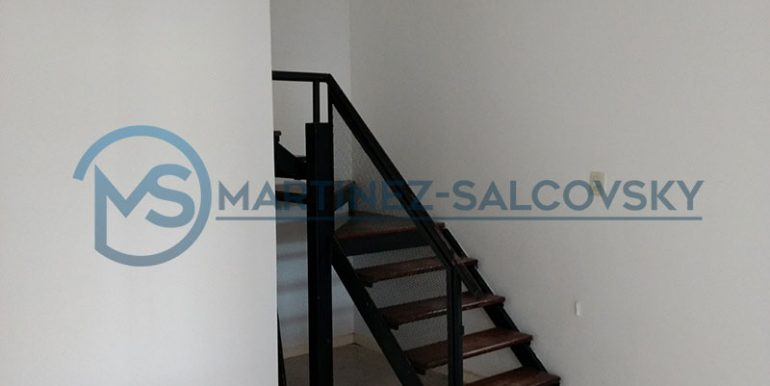 duplex venta escaleras
