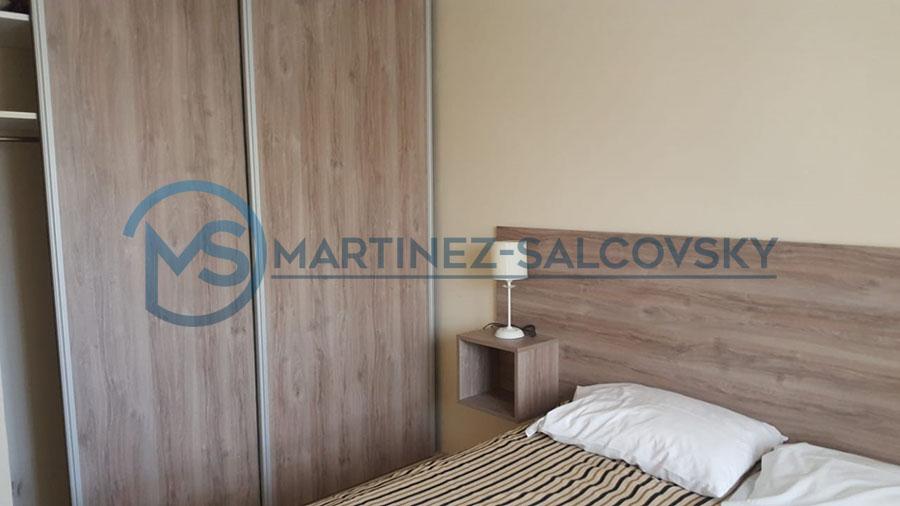 Habitacion Venta departamento amoblado 1 dormitorio Puerto Madryn