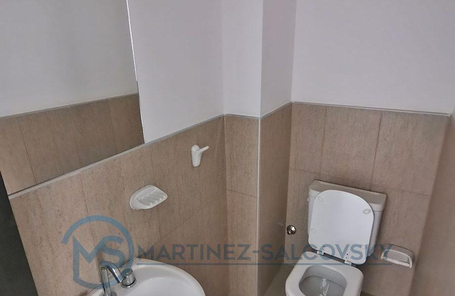 toilette Venta departamento a estrenar 2 dormitorio Puerto Madryn