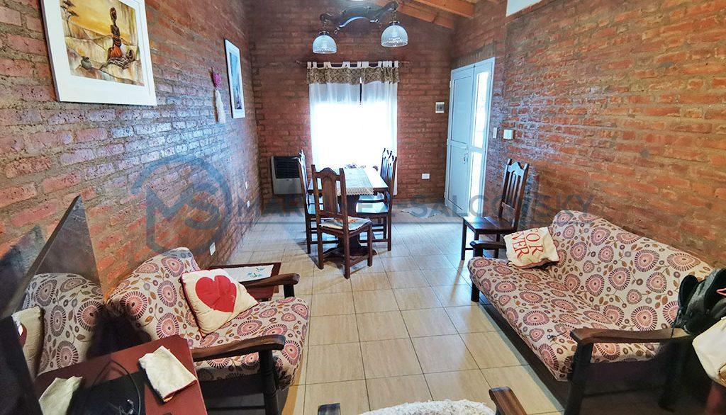 Living-comedor Casa en Venta 3 dormitorios Puerto Madryn