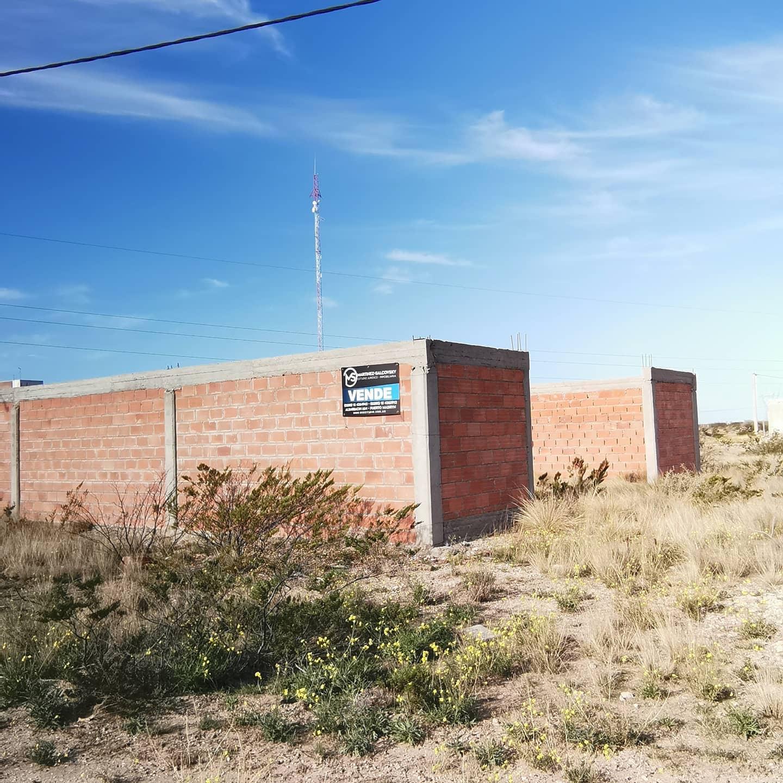 TERRENO EN VENTA DE 4400 M2 EN LOTEO LA ALHAMBRA – PUERTO MADRYN