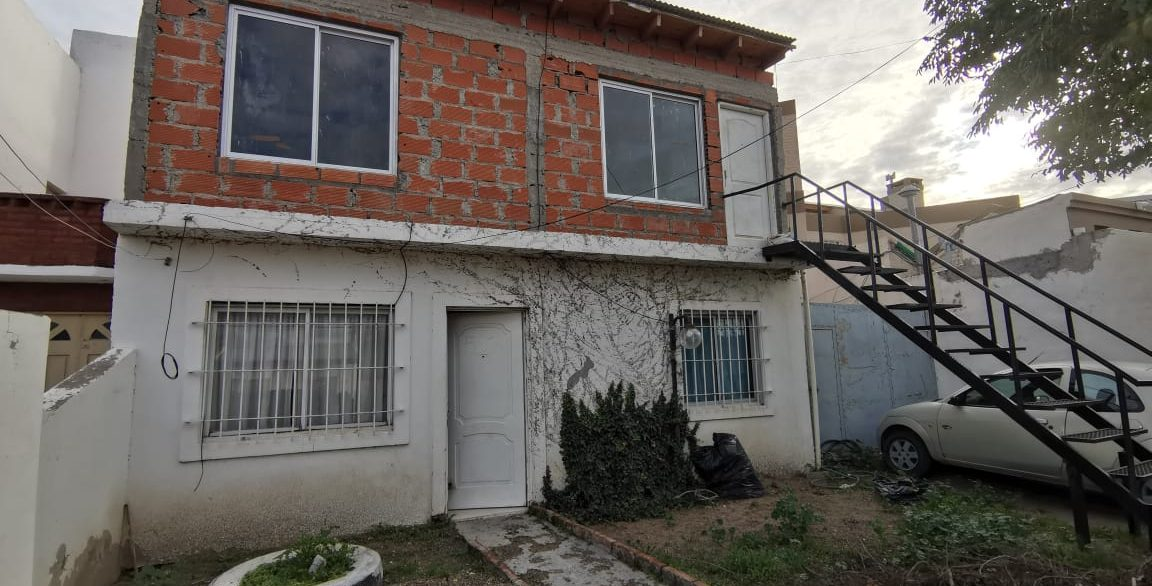 Casa en venta Puerto Madryn Chubut con Departamento