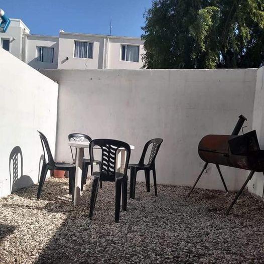 Departamento con patio en venta
